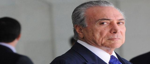 Governo reage após Polícia Federal divulgar inquérito que aponta Temer como chefe de organização criminosa do PMDB.