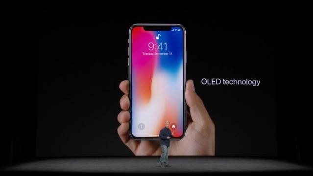 iPhone X presentato ieri Keynote Apple