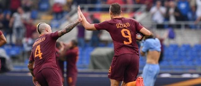 Nainggolan e Dzeko: la Roma si affida ai suoi uomini di maggior talento