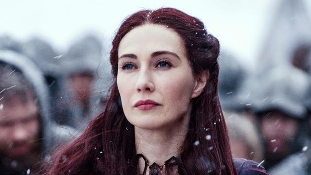 Une nouvelle théorie folle sur Melisandre (Crédits - HBO).