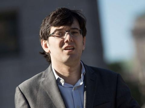 Pharma Bro' Martin Shkreli 'delighted' by verdict in securities ... - go.com
