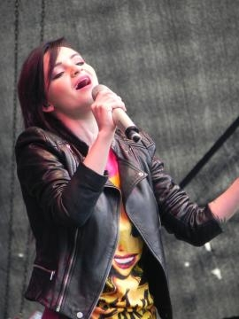 Ewelina Lisowska wystapi w koncercie 'After party' (fot. Krzysztof Krzak)