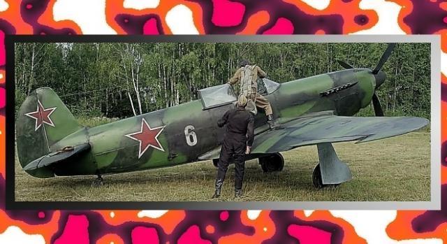 Anglosasi uzbroili wojska Stalina w nowoczesne myśliwce, bez których Hitler byłby w Moskwie (YouTube screenshot)