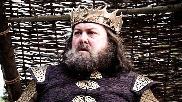 HBO: Game of Thrones: King Robert Baratheon: Bio - hbo.com