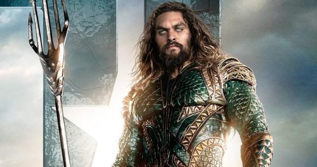 'Aquaman' tiene un look un poco más imponente en la 'Liga de la Justicia'