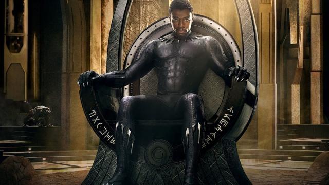 'Black Panther', apareció por primera vez en Civil war