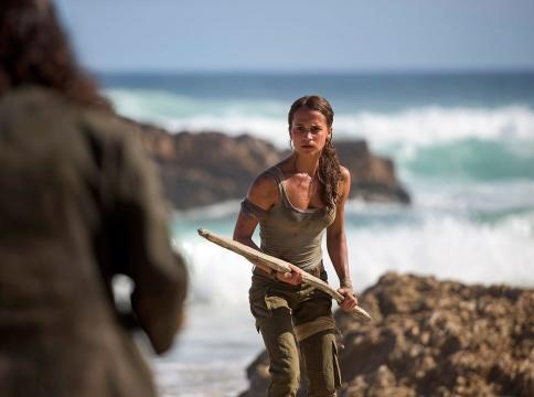 El reboot de 'Tomb Raider', con Alicia Vikander