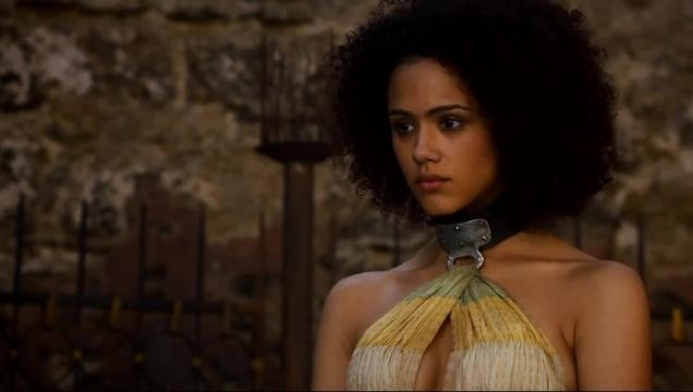 Nathalie Emmanuel (Missandei dans Game of Thrones) refuse un ... - trace.tv