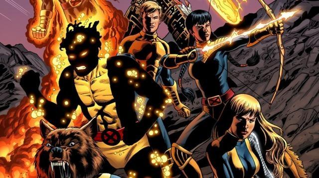 'The New Mutants', la película spin-off de X-Men
