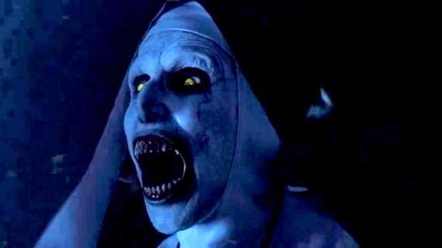 Uno de los personajes mas terroríficos de 'El conjuro'