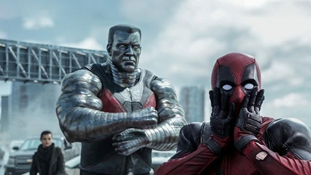 Vuelve 'Deadpool', esta vez acompañado de Cable y Dominó