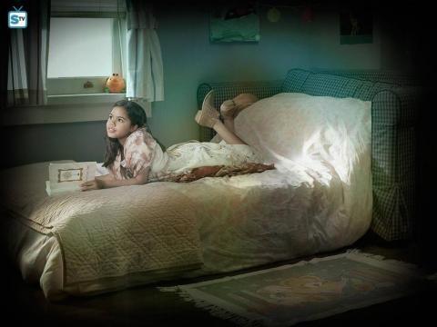 Alison Fernandez as Lucy (via eonline.com)