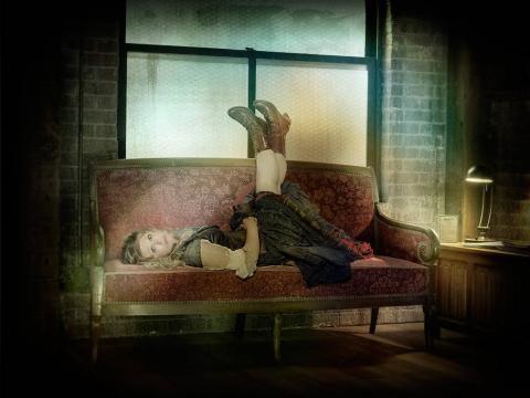 Rose Reynolds as Alice/Tilly (via eonline.com)
