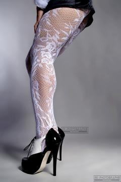Eine tolle Kombination schmeichelt dem Bein.