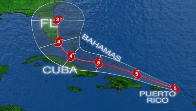 EN VIVO Huracán Irma deja al menos 20 muertos en el Caribe y se ... - elcomercio.pe