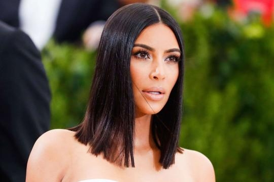 Kim Kardashian - (Ⓒparis match)