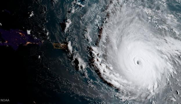 La grandeza y potencia de Irma