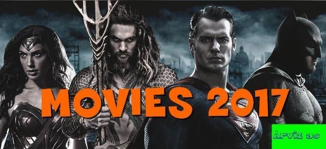 Top 40 Upcoming Movies 2017   лучшие фильмы 2017 - YouTube - youtube.com