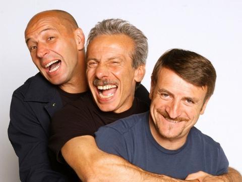 Aldo, Giovanni e Giacomo non si sciolgono