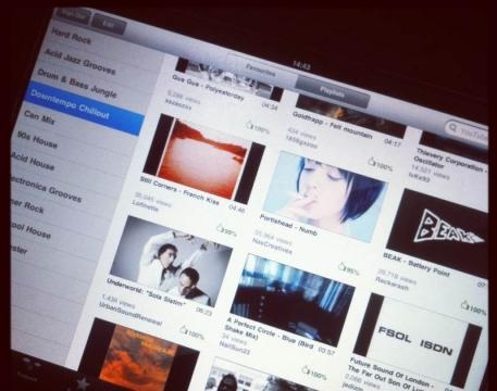 YouTube app for the Apple iPad. - https://ccsearch.creativecommons.org/image/detail/vSydenqnVv-ebSnebaC1Bg==