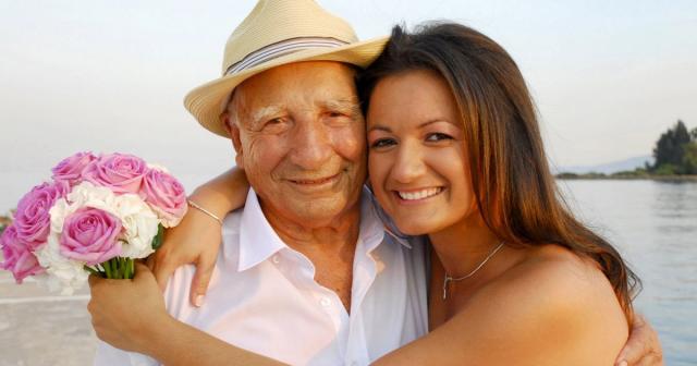 Matrimoni con grandi differenze di età: quali sono i motivi della scelta?
