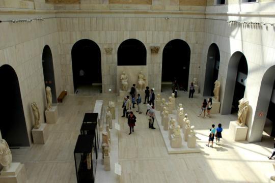Museo Arqueológico Nacional, en Madrid - planesconhijos.com