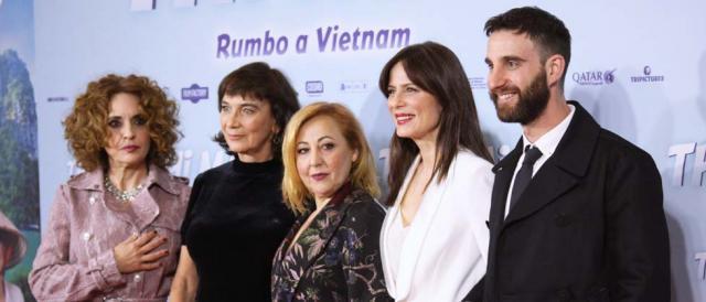 Así es la aventura de 'Thi Mai, rumbo a Vietnam' con Carmen Machi, Adriana Ozores, Aitana Sánchez-Gijon y Dani Rovira como protagonistas
