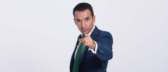 El monologuista gallego vuelve a subirse al escenario con un espectáculo nuevo e inédito en televisión