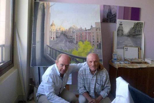 Libros: El pintor y el abogado: cómo Antonio López okupó un ... - elconfidencial.com