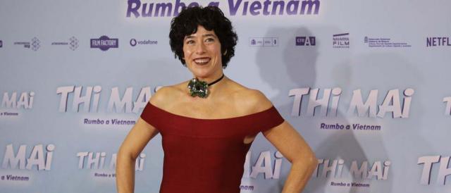 Marta Sánchez, guionista de Thi Mai