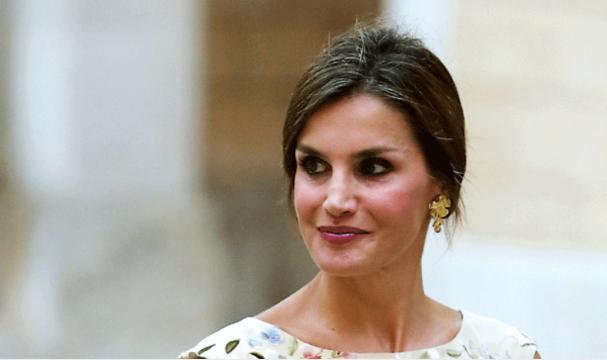 Doña Letizia, reina consorte de España