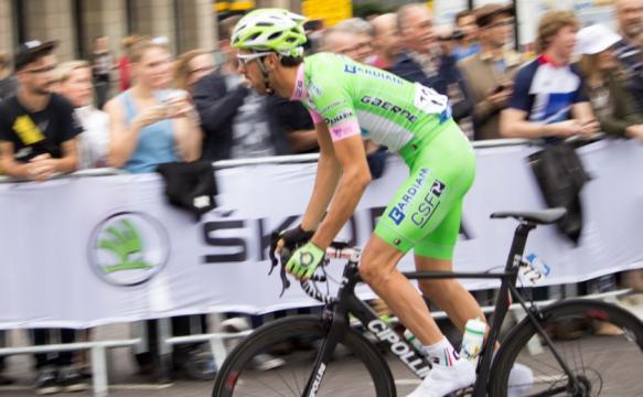Nicola Boem costretto a lasciare il ciclismo