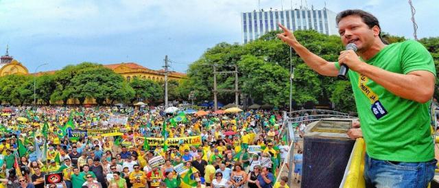 Marchezan pediu apoio do Governo Federal