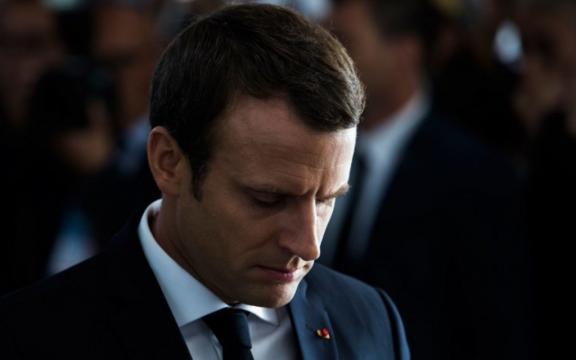 Discours d'Emmanuel Macron à la 75e commémoration de la rafle du ... - timesofisrael.com