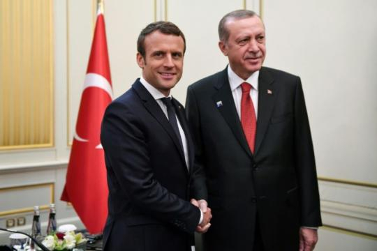 Macron et Erdogan attendus sur les droits de l'Homme en Turquie ... - liberation.fr