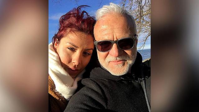 """Nino de Angelo (54) über seine neue Flamme Kate (30) - """"Ich sah ... - bild.de"""