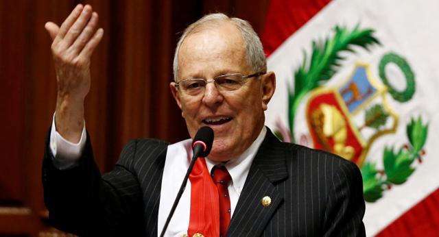 Peruvian President Urges Trump to Consider Deporting Fugitive ex ... - sputniknews.com