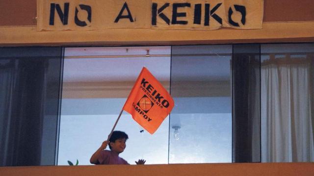 Tausende protestieren in Peru gegen die Begnadigung von Fujimori   NZZ - nzz.ch