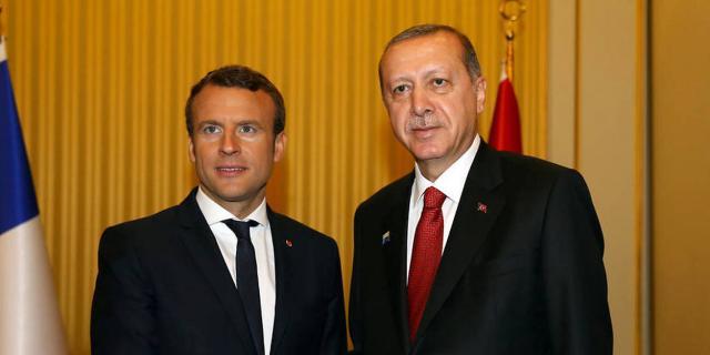 Turquie : Macron s'entretient avec Erdogan au sujet de Loup Bureau ... - lepoint.fr