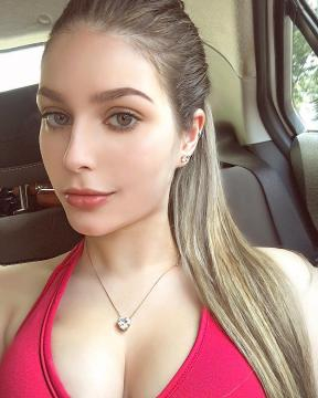 Carolina Paivaa la chica mas Sexy 1