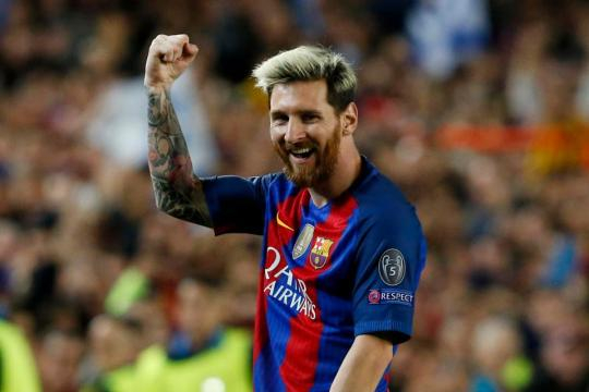 Monstrous' Messi to entre Barca's 600 club - The Frontier Post - thefrontierpost.com