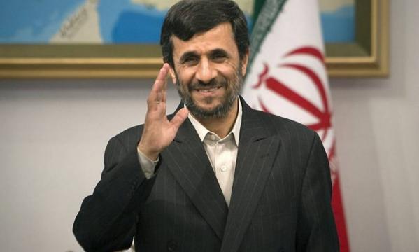 Ahmadinejad é preso no Irã, acusado de incitar violência. (Foto Reprodução).