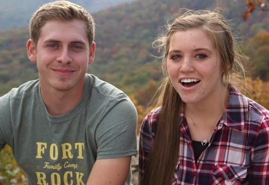Joy-Anna Duggar reveals hers and Austin's Forsyth's unwed pregnancy | Youtube TLC