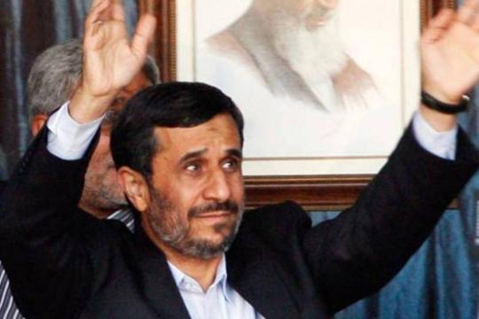 Mahmoud Ahmadinejad é preso no Irã. (Foto Reprodução).