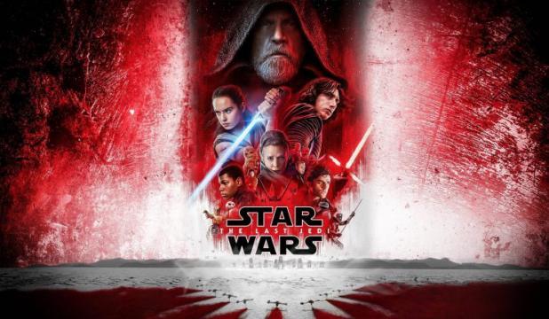 Cartel Star Wars Episodio VIII