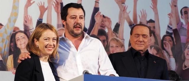 Elezioni Politiche: la coalizione di centrodestra è stimata oltre il 36 % dagli ultimi sondaggi