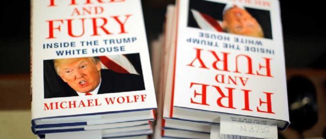 Fuego y Furia: en la Casa Blanca de Donald Trump, el libro de Michael Wolff que el presidente no quiere que se lea