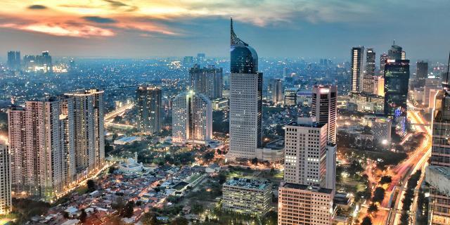 Jakarta, capitala Indoneziei, este a doua cea mai populată aglomerare urbană de pe glob