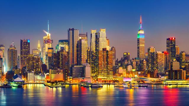 New York, cel mai populat oraș din SUA și cea mai mare aglomerare urbană din lume ca întindere