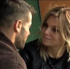 Esterna di Aldo e Nicole non trasmessa in tv